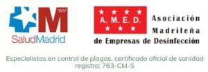 Empresa de control de plagas en Alconcón